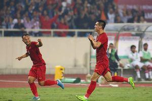 Hưởng lợi thế hơn người, Việt Nam thắng sát nút UAE