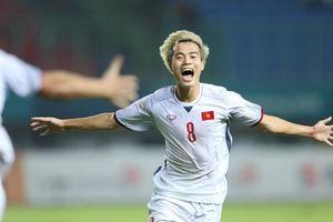 Đội hình tuyển Việt Nam và UAE: Văn Toàn, Tuấn Anh đá chính!