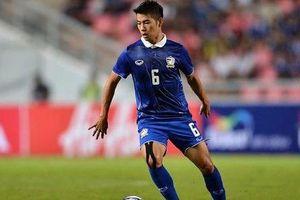 Tiền vệ Thái Lan: 'Chúng tôi muốn giành 6 điểm trước Việt Nam và Malaysia'