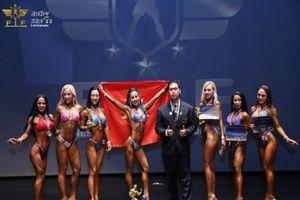 Người phụ nữ Việt Nam đầu tiên đạt danh hiệu cao quý trên đấu trường Quốc tế