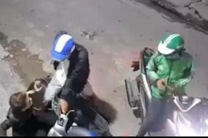 TP. Hồ Chí Minh: Truy tìm đối tượng mặc áo Grab dùng dao cướp xe máy trong đêm