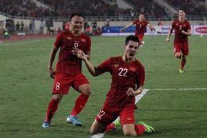 Việt Nam 1: 0 UAE: Tiến Linh lập siêu phẩm