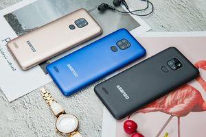 Asanzo 'trình làng' smartphone 3 camera sau công nghệ AI, giá gần 2,5 triệu đồng