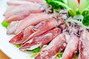 Thị trường Mỹ ưa chuộng mực, bạch tuộc Việt Nam