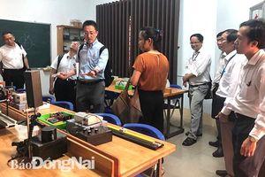Đại học Đồng Nai triển khai chương trình 5S