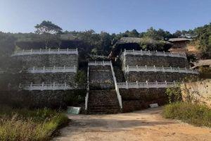 Phá bỏ phim trường nghi liên quan người Trung Quốc ở Lạng Sơn