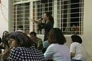 Giáo viên phát ngôn kì thị bố mẹ đơn thân, gia đình nghèo