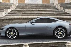 Ferrari ra mắt mẫu siêu xe có thiết kế táo bạo