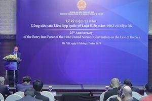 Việt Nam kỷ niệm 25 năm trở thành thành viên của UNCLOS