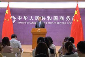 Trung Quốc và Mỹ tranh cãi về điều kiện ký Thỏa thuận giai đoạn 1
