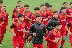 Ban tổ chức SEA Games bất ngờ đổi lịch thi đấu của U22 Việt Nam