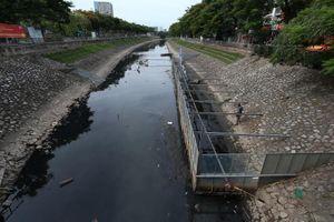 Hà Nội tính dùng phương án từ 40 năm trước để cứu sông Tô Lịch