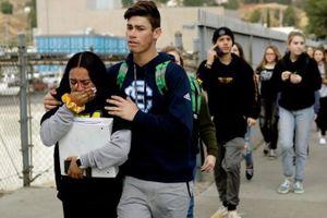 Xả súng tại trường trung học ở Mỹ, 2 người bị bắn chết