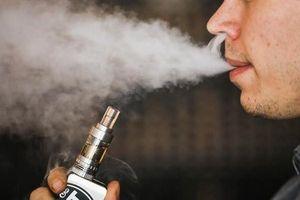 39 người chết, hơn 2.600 ca ngộ độc vì hút thuốc lá điện tử