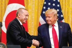 Mỹ - Thổ Nhĩ Kỳ cam kết giải quyết bất đồng về S-400