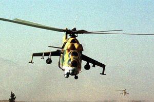 Nga xây căn cứ trực thăng mới ở nơi Mỹ bỏ lại tại Syria