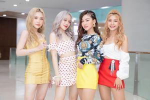 Nhóm nhạc Lip B trở lại Vpop với đội hình mới