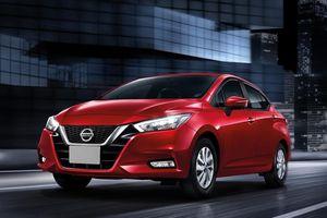 Nissan Sunny 2020 ra mắt ĐNÁ, động cơ tăng áp, thêm công nghệ