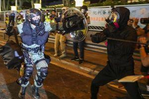 Ủy ban Mỹ: Cần hủy vị thế đặc biệt của Hong Kong nếu TQ đưa quân vào