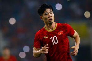 Cầu thủ UAE: 'Hàng công Việt Nam không mang lại sự nguy hiểm lớn'