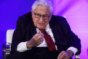 Kissinger: Xung đột Mỹ - Trung là thảm họa tệ hơn cả thế chiến