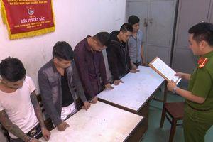 Bắt nhóm thanh niên hỗn chiến trong đêm ở Đà Nẵng