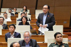 Quốc hội thảo luận về thí điểm không tổ chức HĐND tại các phường của TP Hà Nội: Giảm bớt một cấp chính quyền giúp nâng cao hiệu quả quản lý