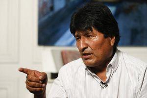 Cựu Tổng thống Bolivia 'cầu cứu' Liên Hợp quốc