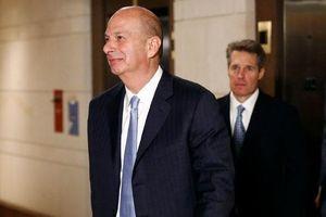Điều trần luận tội ông Trump: Đại sứ Sondland không liên hệ cuộc điều tra ông Biden với viện trợ
