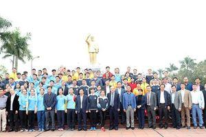 Bộ VHTTDL Nguyễn Ngọc Thiện: 'Trung tâm HLTTQG Hà Nội đã có những đóng góp đầy tự hào cho TTVN'
