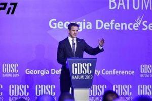 Luật hóa ủng hộ Gruzia, Washington đeo vòng kim cô lên Tbilisi?