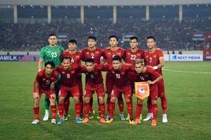 ĐT Việt Nam có nhiều cơ hội vòng loại thứ ba World Cup 2022 khu vực châu Á