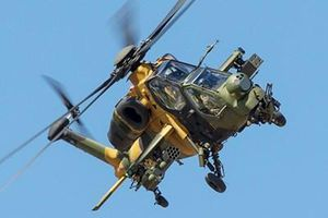 Trực thăng nội địa nâng cấp của Thổ Nhĩ Kỳ lần đầu cất cánh