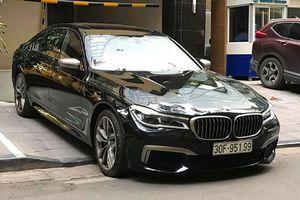 Cận cảnh BMW M760Li xDrive hơn 12 tỷ, đắt nhất Việt Nam