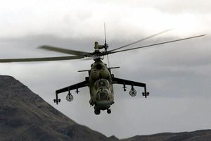 Nga thành lập căn cứ trực thăng chiến đấu ở bắc Syria