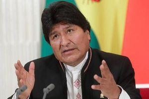 Cựu TT Morales khẳng định sẵn sàng trở về Bolivia