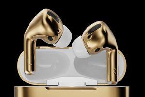 Bộ tai nghe không dây 'độ lại' AirPods Pro có gì đặc biệt mà giá hơn 1,5 tỷ đồng?