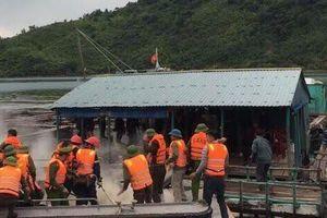 Quảng Ninh: Điều tra vụ người dân ném bom xăng vào đoàn cưỡng chế khiến 3 cán bộ bị thương