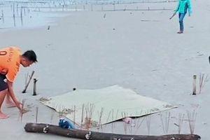 Quảng Nam: Tá hỏa phát hiện thi thể không đầu, đang phân hủy nặng ở bãi biển Tam Tiến