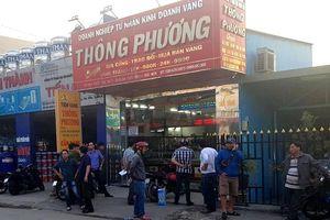 Truy tìm hai đối tượng nổ súng cướp tiệm vàng tại TP.HCM