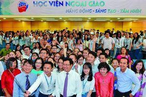 60 năm Học viện Ngoại giao Việt Nam: Sứ mệnh đặc biệt của một nhà trường