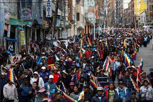 Thù địch và chia rẽ ở Bolivia