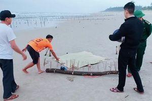 Đang tắm biển, bàng hoàng phát hiện thi thể không nguyên vẹn