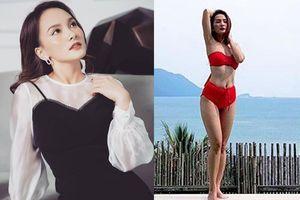 Bảo Thanh lại khiến dân mạng phát 'sốt' với ảnh bikini gợi cảm