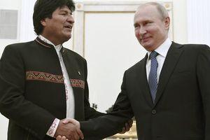Ông Putin nói Bolivia 'đang trên bờ vực của sự hỗn loạn'