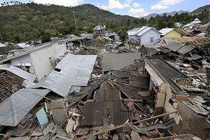 Động đất 7,1 độ richter, Indonesia ban bố cảnh báo sóng thần