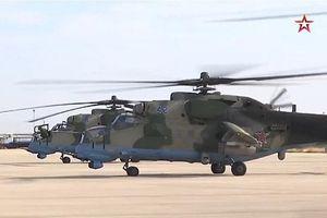 Nga thiết lập căn cứ trực thăng ở miền Bắc Syria