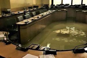 Tin tức thế giới 15/11: Hội đồng vùng tại Italy bị lụt khi bàn về bảo vệ môi trường