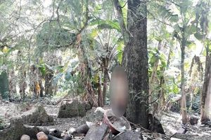 Phát hiện xác người cha sát hại 2 con ở Vũng Tàu trong tư thế treo cổ