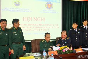 Biên phòng và Hải quan Nghệ An phối hợp truy thu cho Nhà nước trên 760 triệu đồng